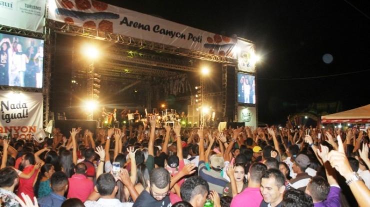 III Canyon Fest Poti, festival de Castelo do Piauí, contará com dois pontos de Wifi grátis