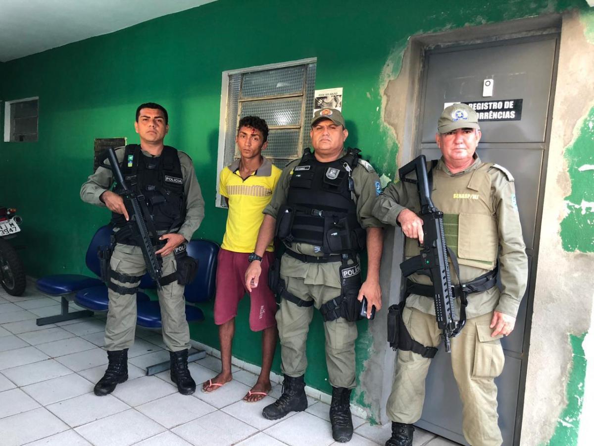 Acontece hoje o julgamento do acusado de matar a namorada em Castelo do Piauí