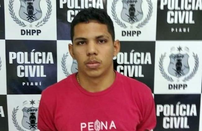Policia Civil cumpre mandado de prisão contra suspeito de homicídio em Teresina