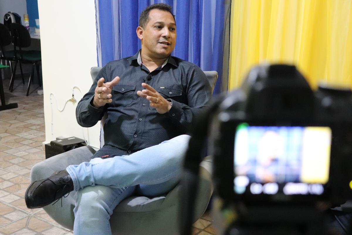 Em última entrevista, Capitão Anderson apontou nomes para disputar a prefeitura de Teresina