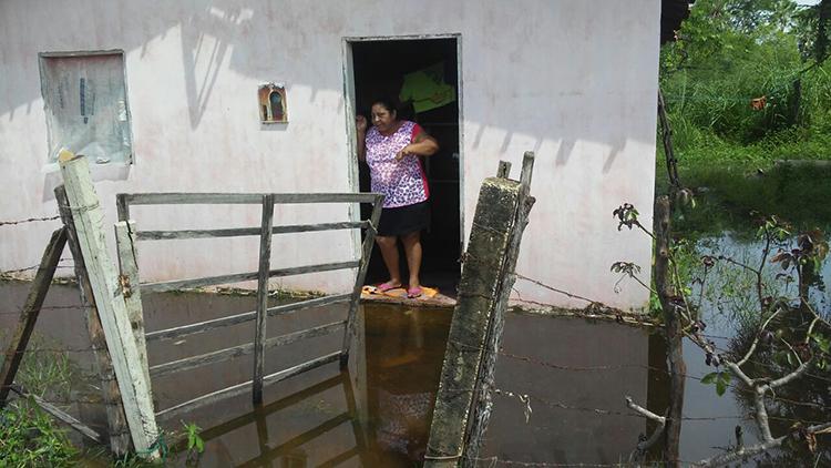 Bairros de Campo Maior alagam e prefeito vai declarar estado de calamidade