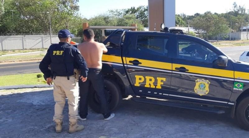 Homem é preso suspeito de estuprar jovem em motel na BR-343