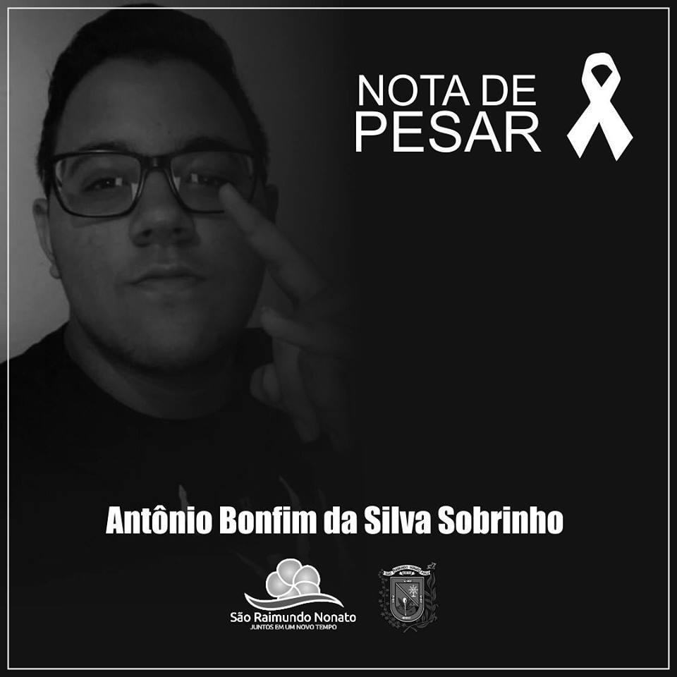 Adolescente de 16 anos morre após sofrer queda de moto em São Raimundo Nonato
