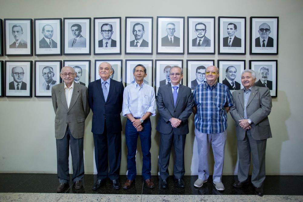 Em encontro do Conselho da Cidade, Firmino reúne ex-prefeitos de Teresina