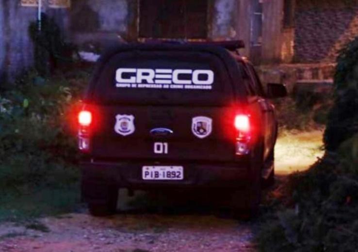 Greco deflagra operação contra suspeitos de assaltos a banco