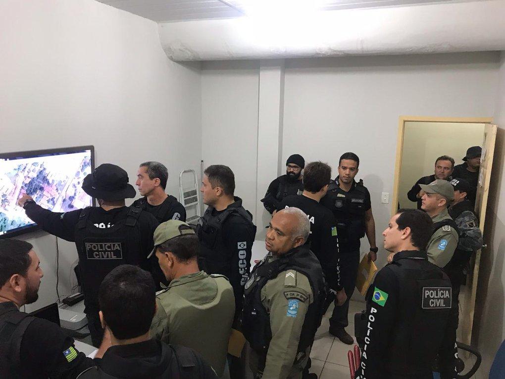 Operação da Polícia prende 18 suspeitos de crimes em Teresina e Timon