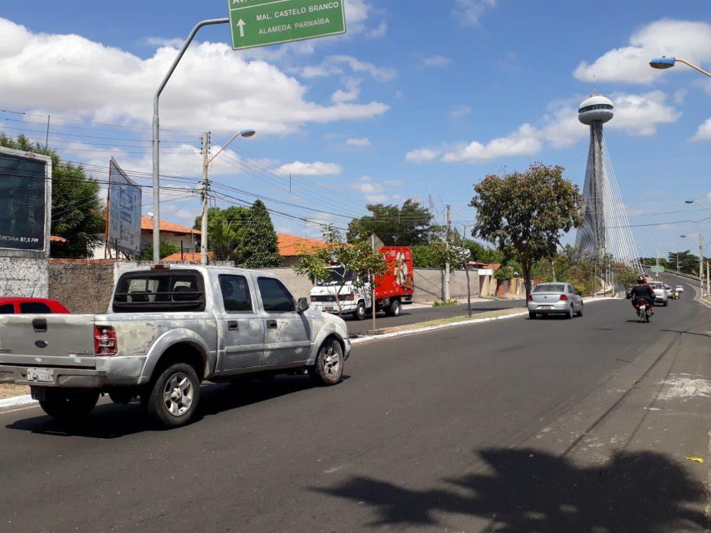 Strans interditará vias nas zonas Leste e Sul de Teresina neste domingo