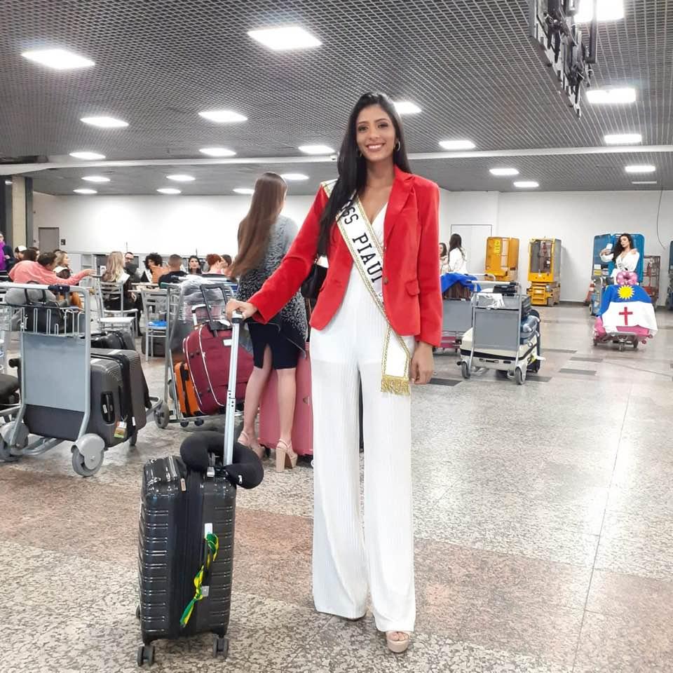 A Força da Notícia: Vanessa Araújo é a mais nova Miss Piauí CNB 2019
