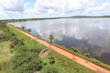 Governo diz que vazamento da Barragem do Bezerro acabou e não há mais riscos de rompimento