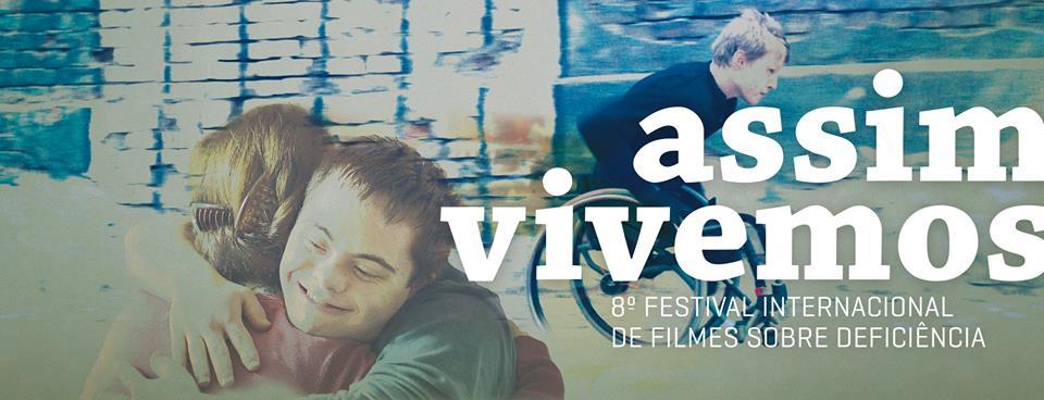 """""""Assim Vivemos"""": festival internacional de filmes sobre deficiência seleciona 38 filmes"""