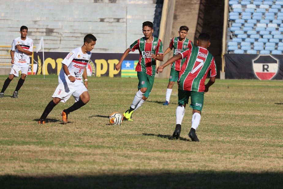 River e Piauí se enfrentam nessa quarta-feira (4) no Estádio Lindolfo Monteiro