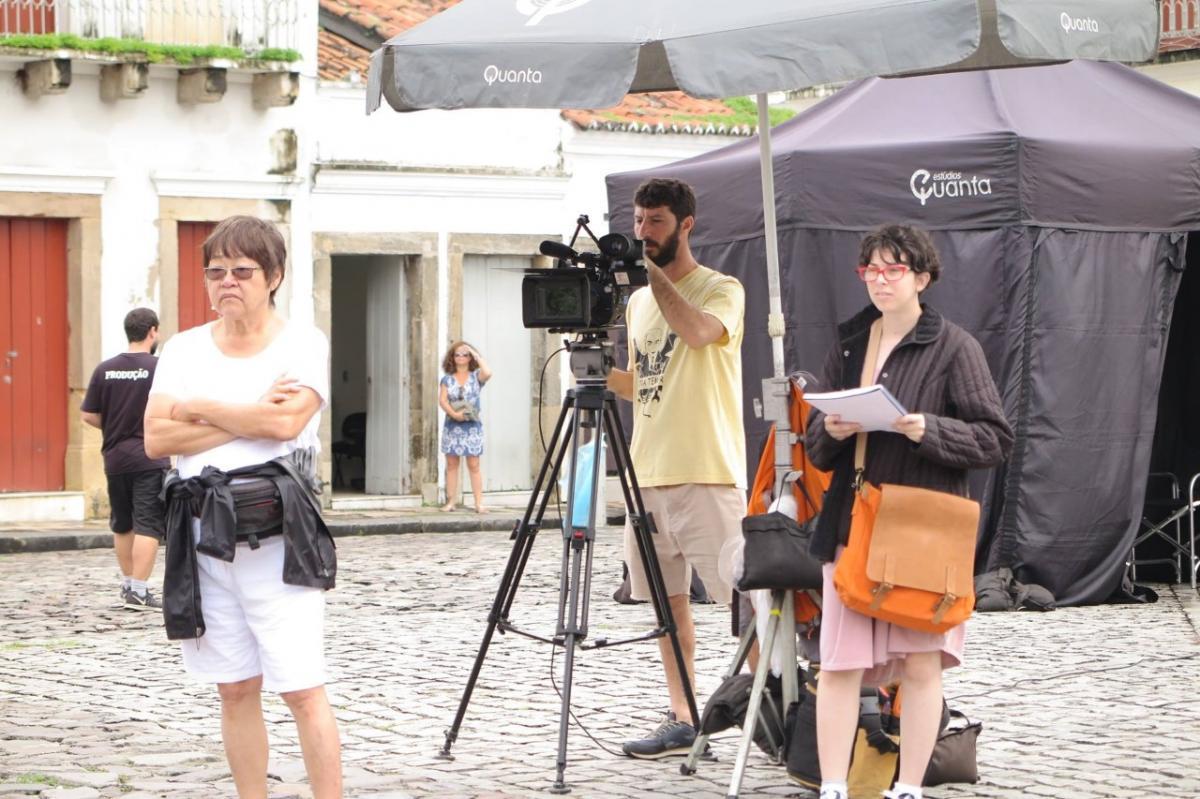 Teresina recebe workshop de cinema e fotografia com os cineastas Tizuka Yamasaki e Ricardo Favilla