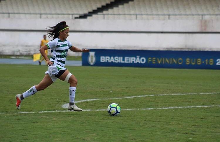 Jogadora piauiense é convocada para a Seleção Sub-20