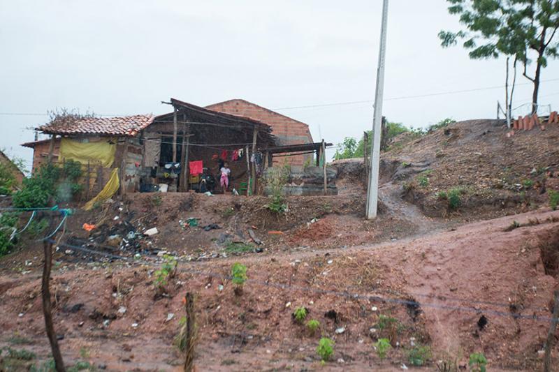 Defesa Civil de Teresina atende 59 pessoas em situação de risco