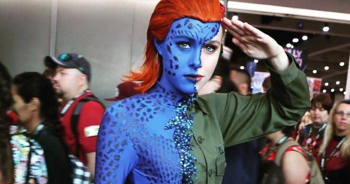 Mais que um hobby: jovem fala sobre a arte de fazer cosplay