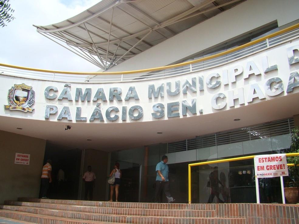 Ministério Público recomenda abertura de concurso público para Câmara Municipal de Teresina