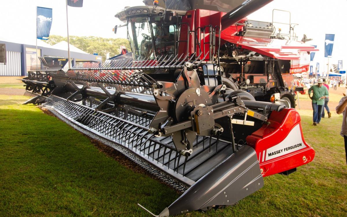 Vendas de maquinas agrícolas caem no mês de agosto