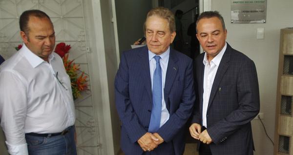 Paulo Rabello destaca necessidade de mudança no Piauí e Brasil em visita ao PSC do estado
