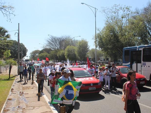 25° edição do Grito dos excluídos protestam neste feriado da Independência