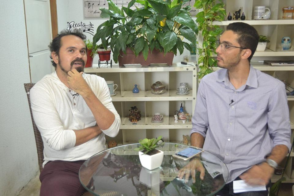 Caçando Conversa com Zé Quaresma, da Validuaté, sobre música no Piauí