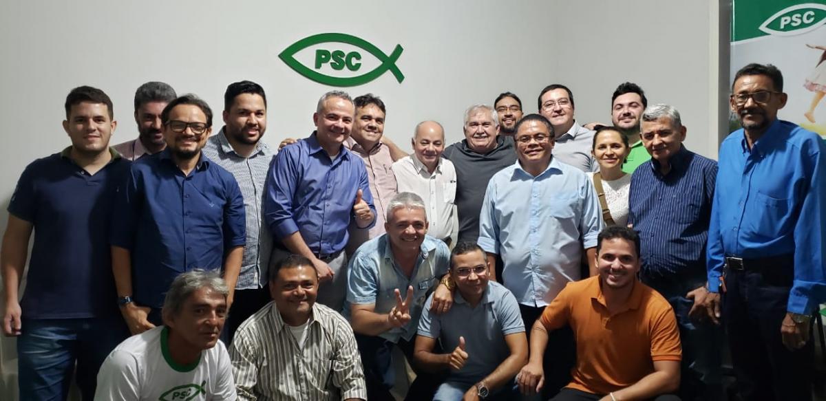 PSC Piauí dá o pontapé inicial para campanha do próximo pleito eleitoral