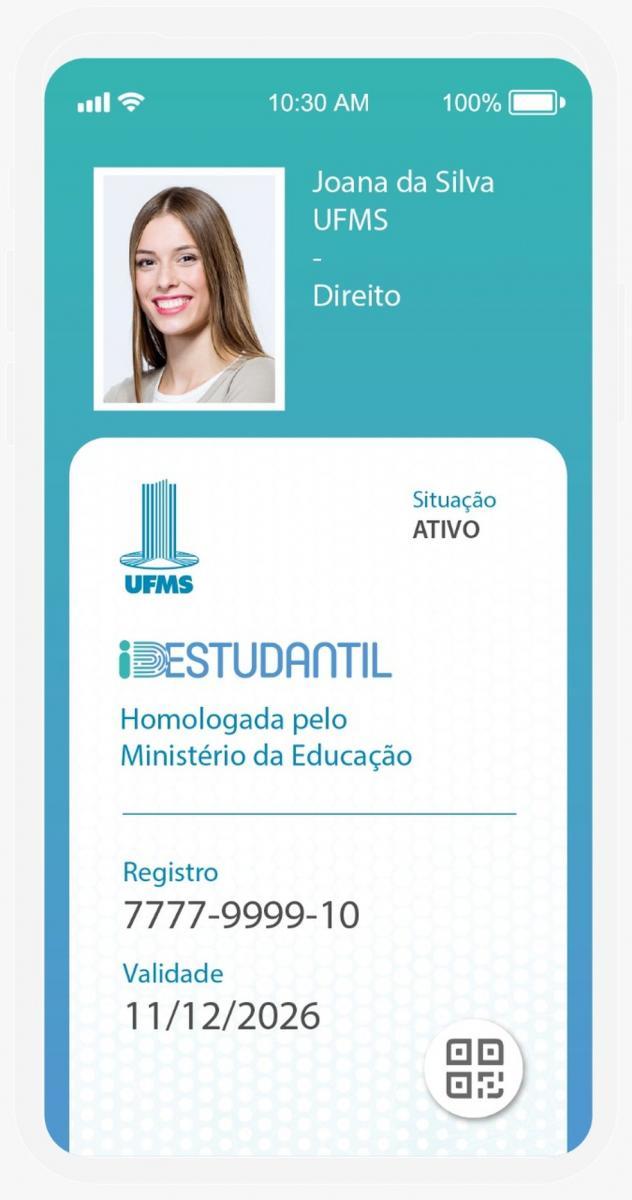 Medida provisória decide emitir carteira digital para os estudantes
