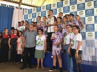 Piauí é destaque em medalhas nas olimpíadas científicas de 2019