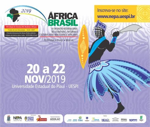 África Brasil reúne teóricos africanos e afro-brasileiros em Teresina