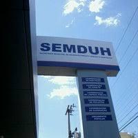 Semduh desenvolve plataforma online para a população