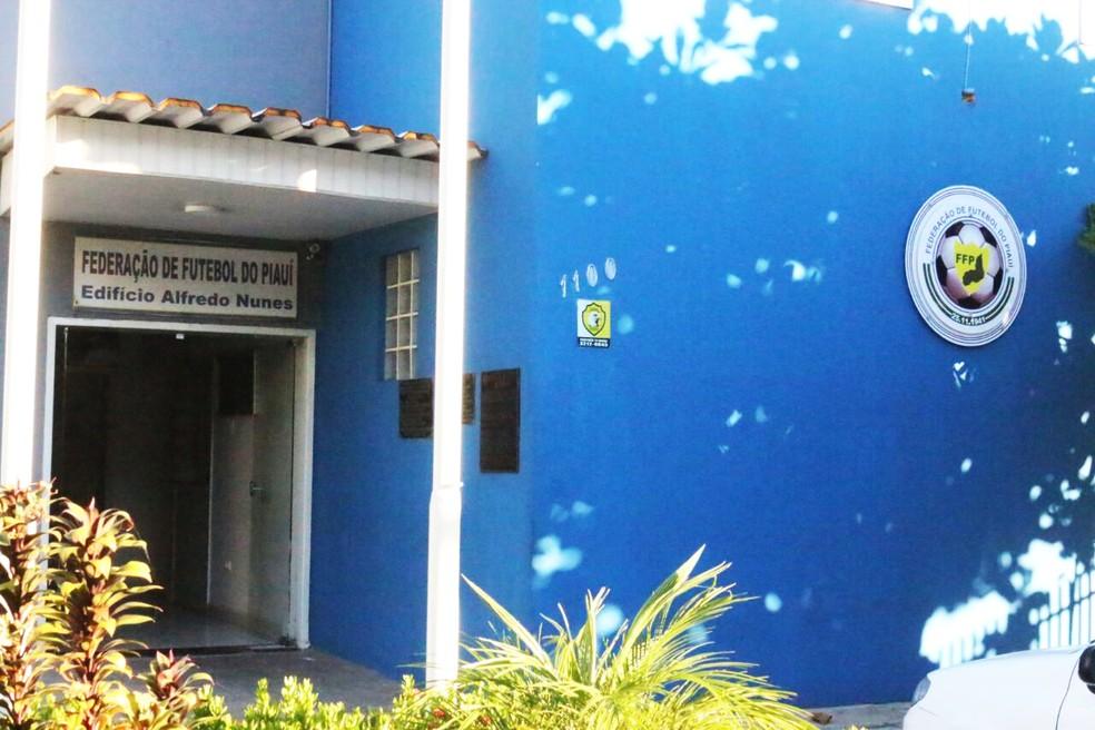 Federação de Futebol divulga a relação de árbitros da segunda rodada da Série B do Piauiense