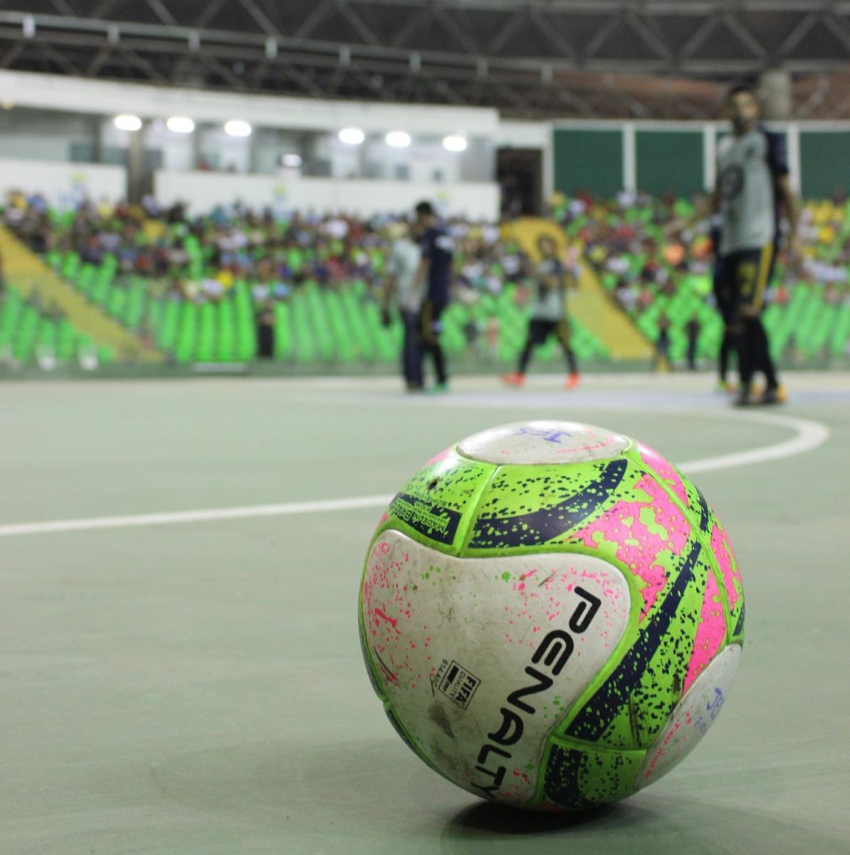 Cajuína x Hebreus abre o Campeonato Piauiense de Futsal 2019