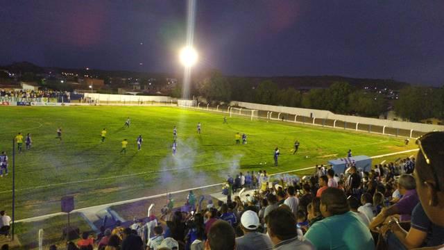 Oeirense fica no 0x0 contra o Picos na estreia da segunda rodada da Série B do Piauiense