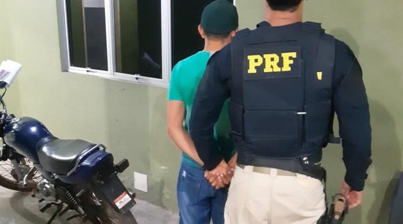 Moto que foi roubada há 21 anos em SP é recuperada no interior do Piauí