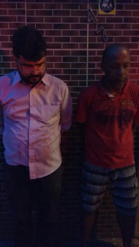 Advogado é preso com fuzil e explosivos na zona Sul de Teresina