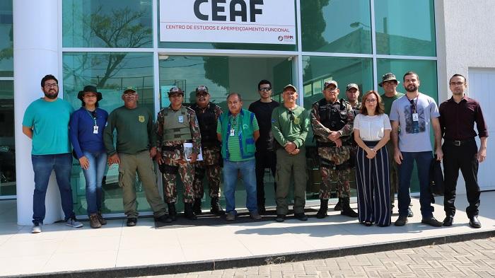Ministério Público participa de operação em combate ao desmatamento