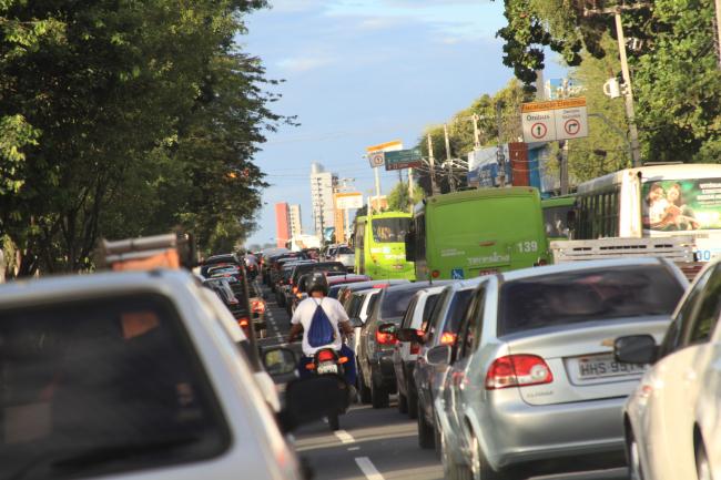 Strans promove Semana Nacional de Trânsito com ações de conscientização dos condutores em Teresina