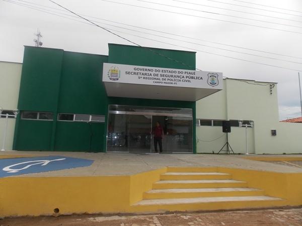 Presos quebram delegacia e fogem em Campo Maior
