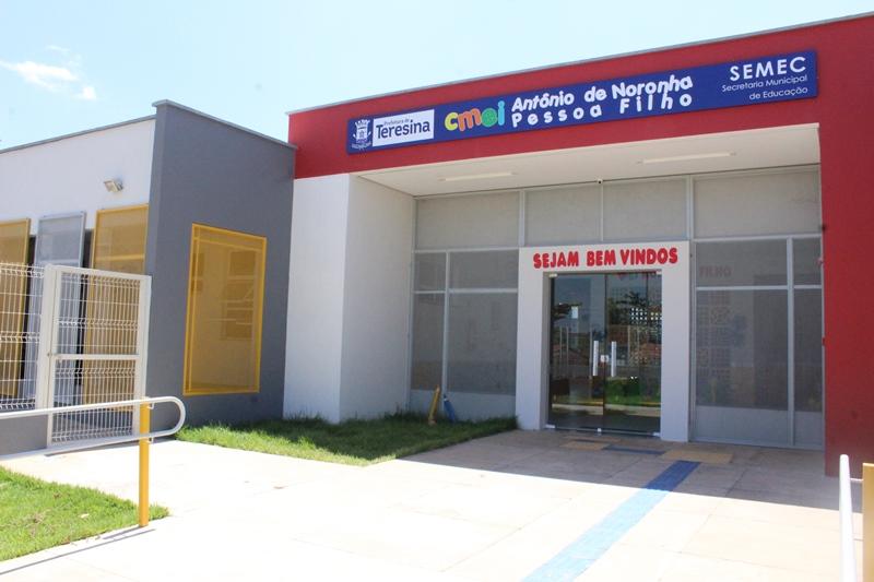 CMEI é inaugurado no bairro Vale do Gavião