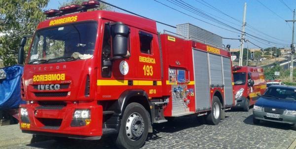 Incêndio destrói escritório na zona Leste de Teresina