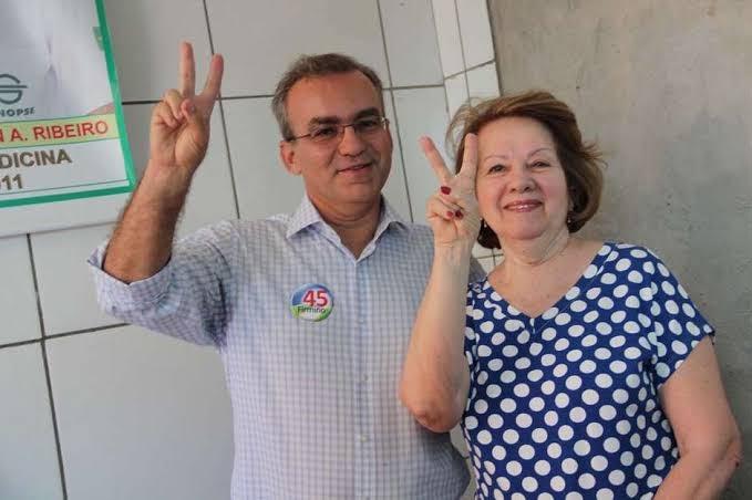 Lindalma Carvalho, mãe do prefeito de Teresina, falece aos 83 anos