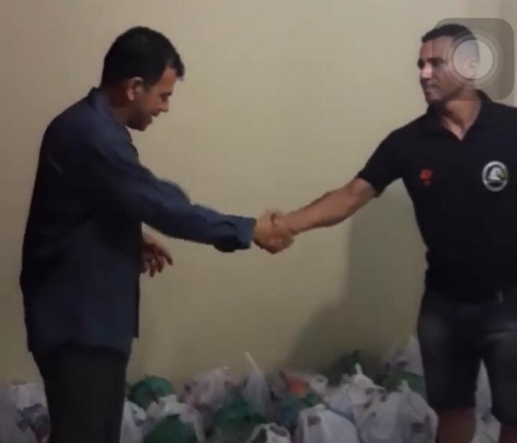 Após arrecadar quase 1 tonelada de alimentos, Cori-Sabbá inicia as doações no sábado (28)