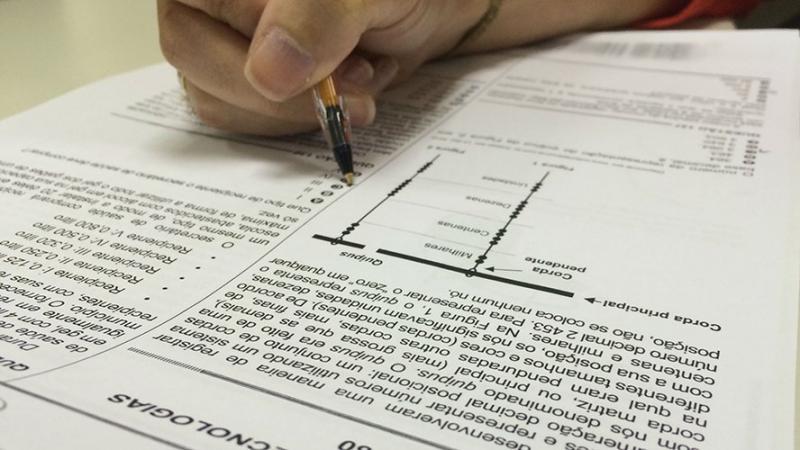 Estudantes têm até domingo para pedir isenção da taxa de inscrição no Enem