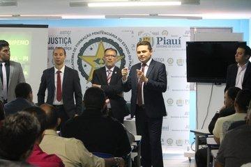 Sejus oferta curso aos agentes penitenciários do Piauí