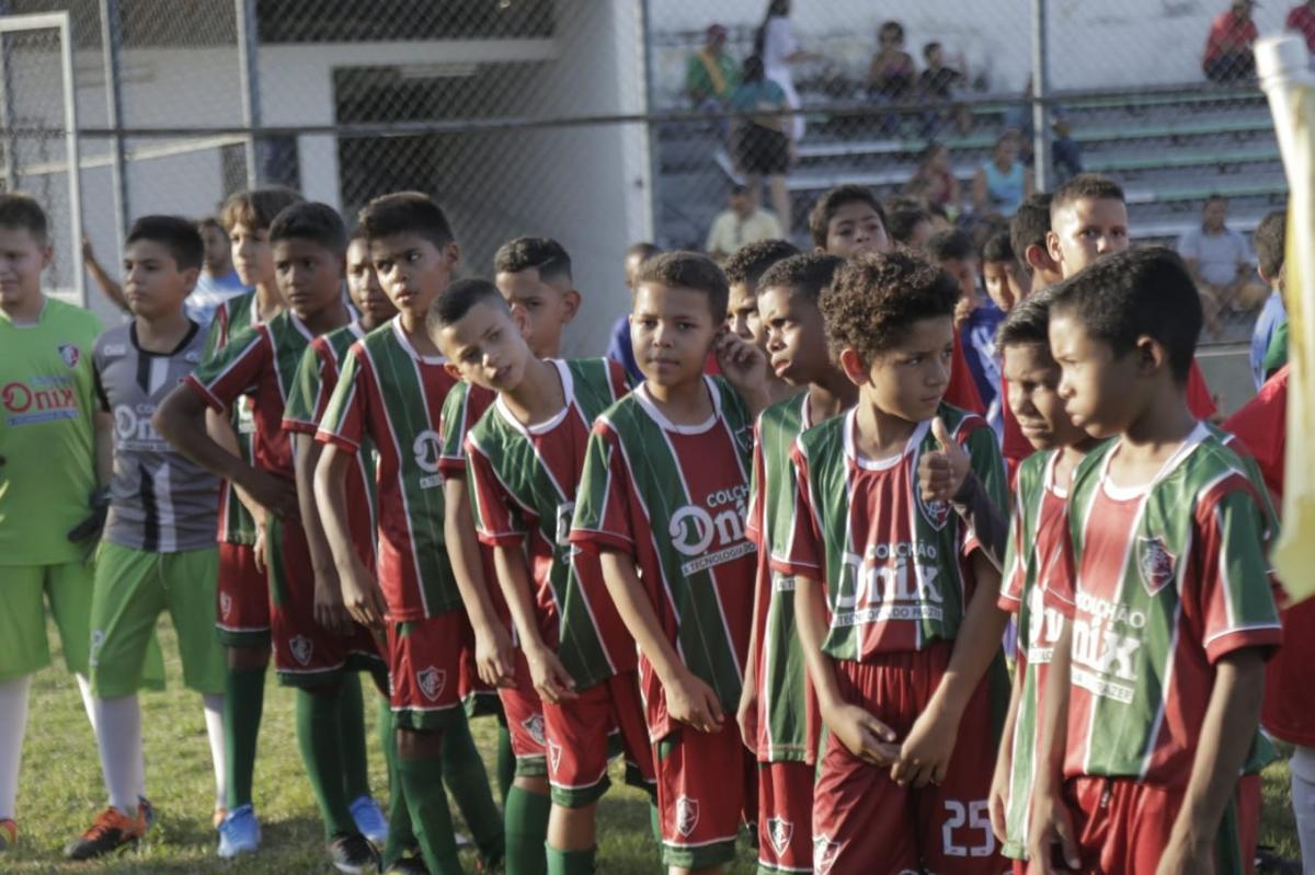 Federação de Futebol do Piauí divulga confrontos das oitavas de final do Sub-11