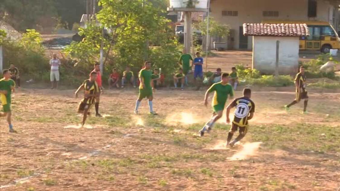 5° rodada da primeira fase do Campeonato Rural de Futebol acontece neste final de semana
