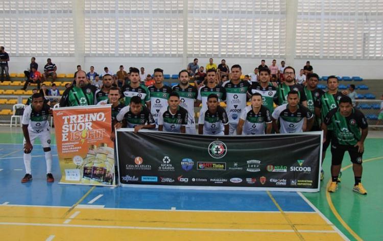 JES bate Belos nos pênaltis e leva 1° turno do Piauiense de Futsal