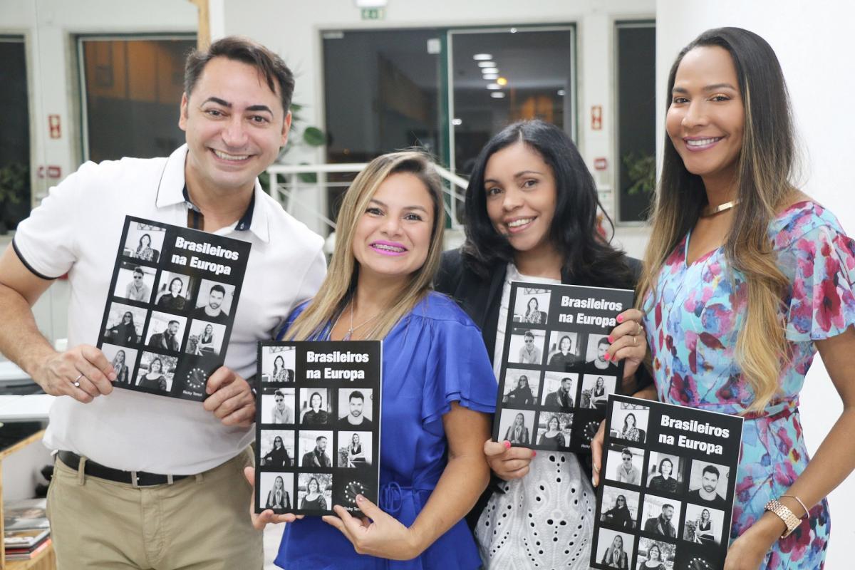 A Força da Notícia: Piauienses são destaques no Livro Brasileiros na Europa