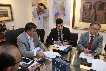 Governo do Piauí firma parceria para a realização do Censo Demográfico 2020
