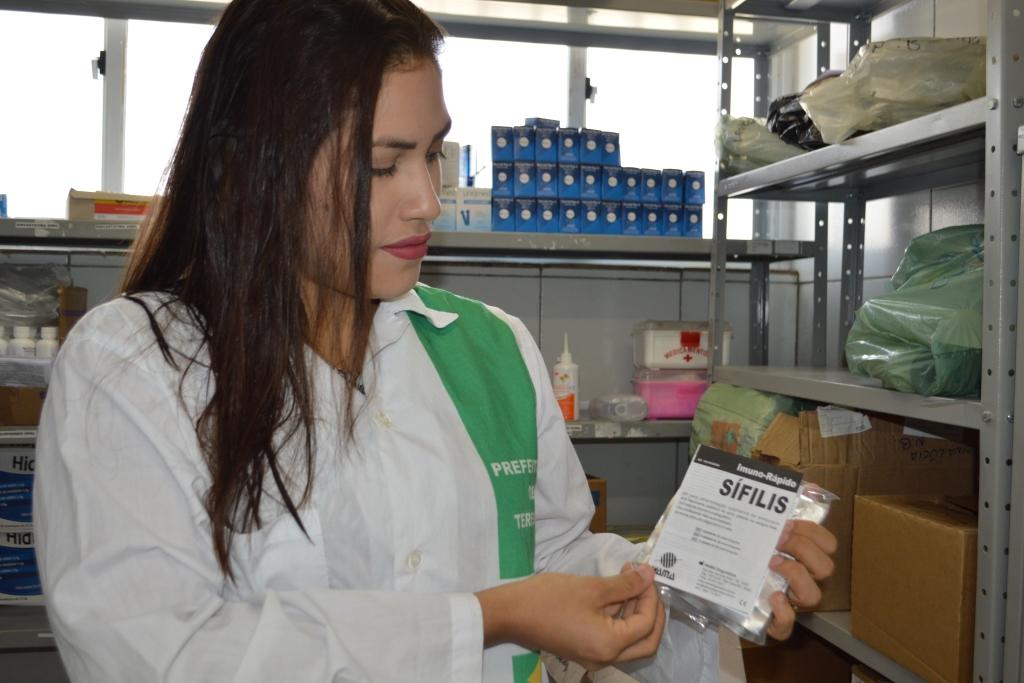 Combate à sífilis: plano de enfrentamento é implantado em Teresina