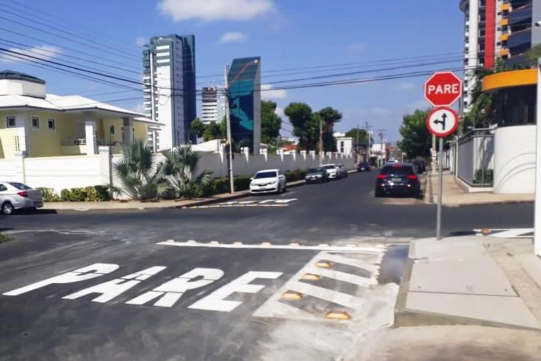 Projeto Esquina Segura promete reduzir colisões em cruzamentos de Teresina